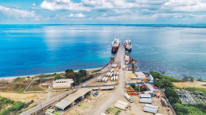 puerto Mazanillo 2