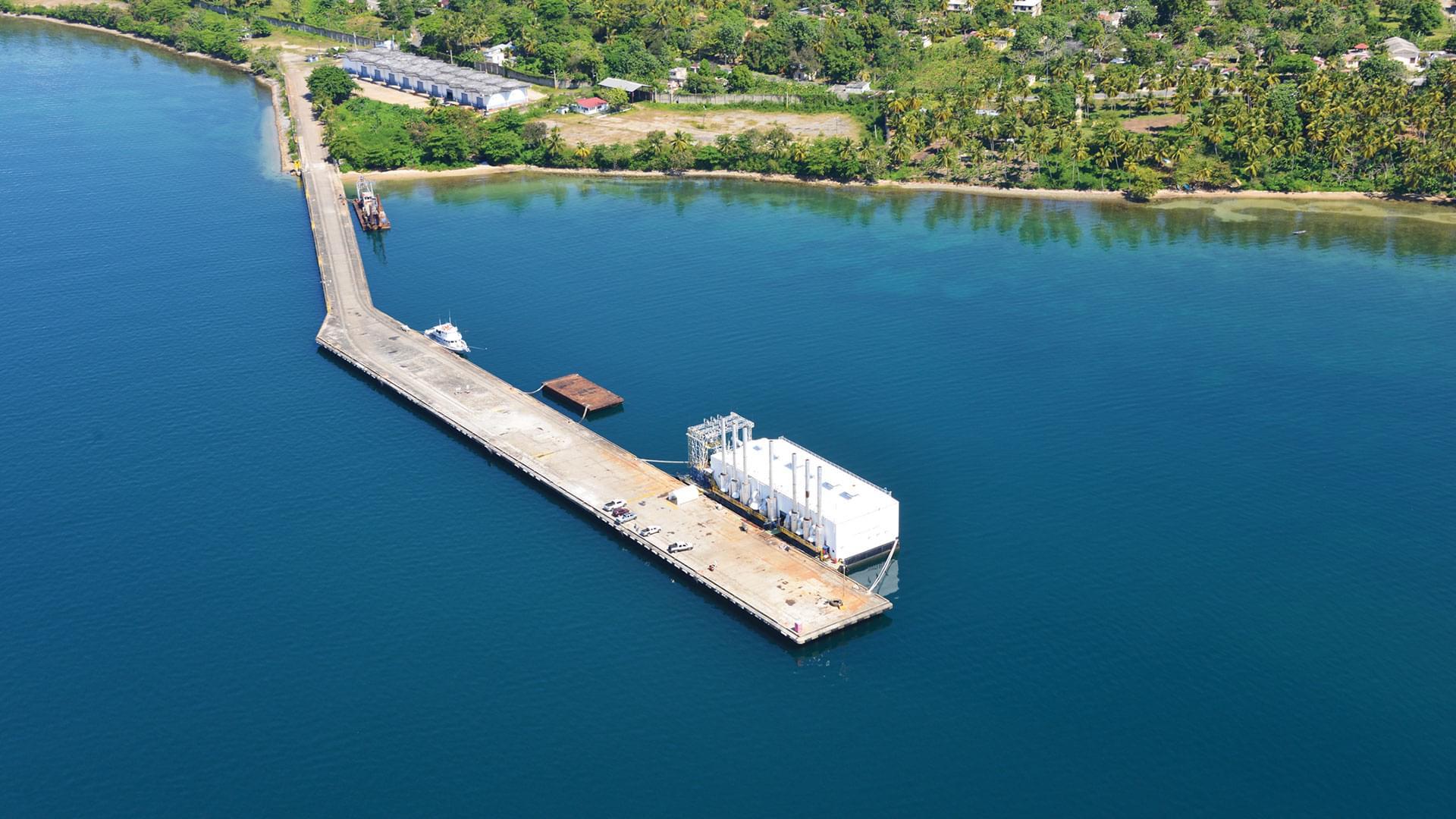 puerto arroyo barril, samaná 2